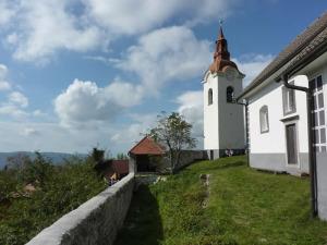 Nekdaj je bil na Gori sv. Miklavž tudi protiturški tabor.