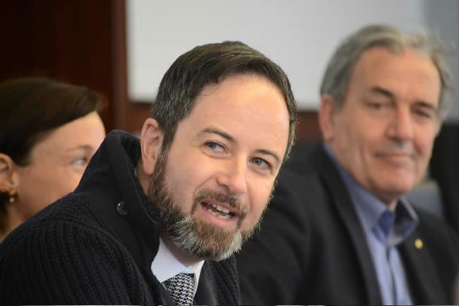 Cassiano Luminati, švicarski politik, predsednik regije Valposchiavo