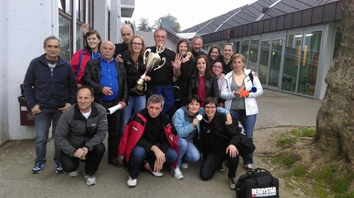 Foto: Odbojkarski tabor Calcit