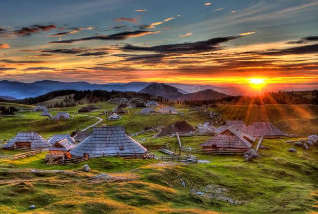 Velika planina - Foto: Aleš Frelih