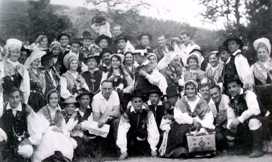 Podgorska ohcet 1963-1