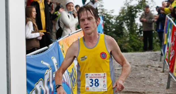 Miran Cvet - najboljši med Slovenci.