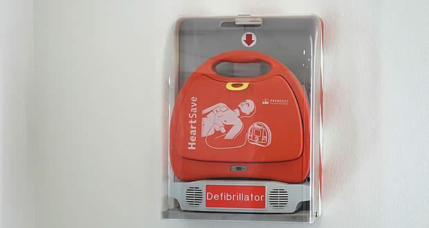 defibrilator nlb