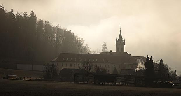 samostan mekinje