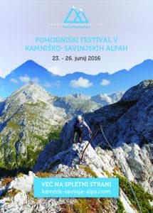 Pohodniski festival v Kamnisko-Savinjskih Alpah